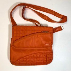 Lug Purse Somersault Crossbody Quilted Bag Travel